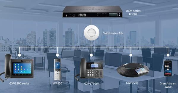 grandstream wifi voice-1