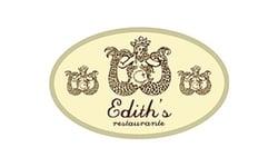 ediths restaurant logo case study page