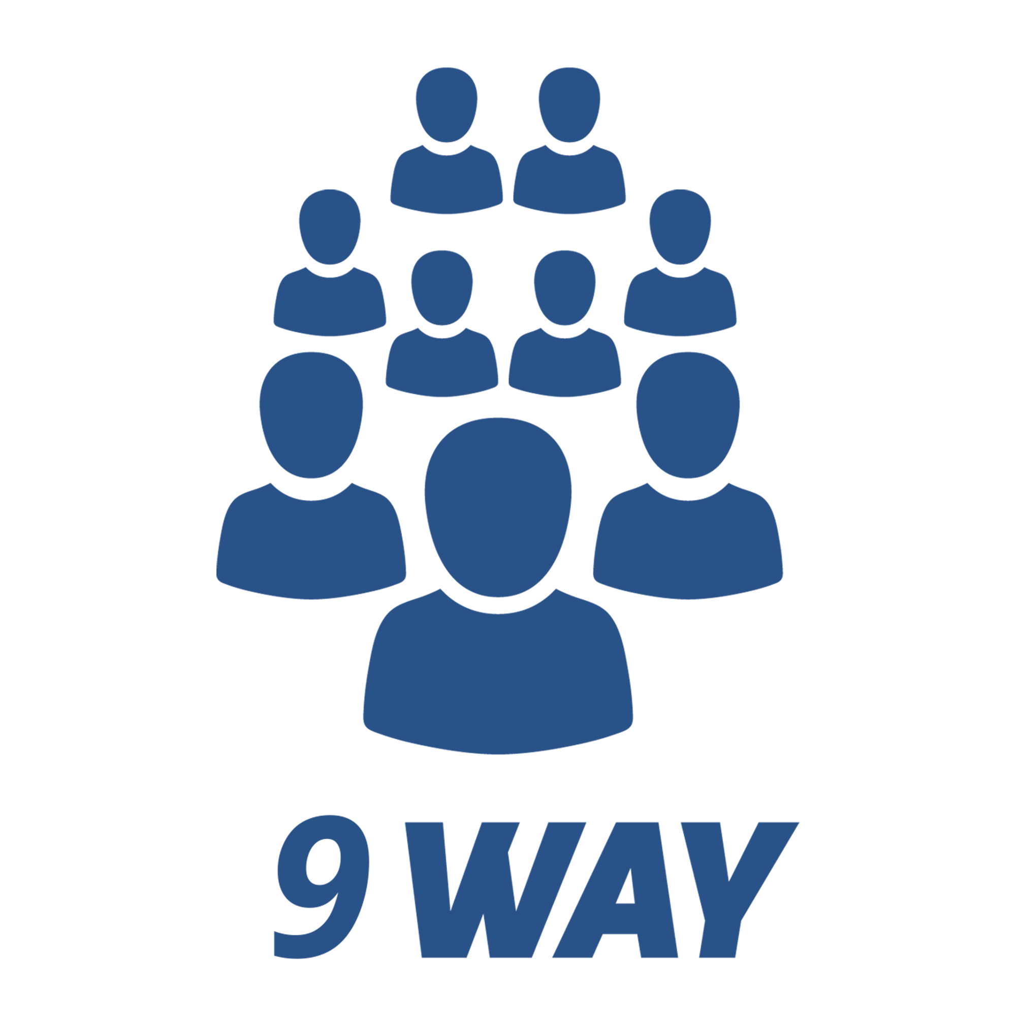 9-Way Conferencing