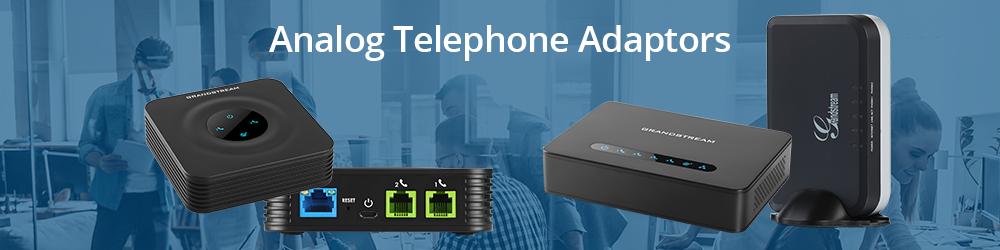 Analog Telephone Adaptors