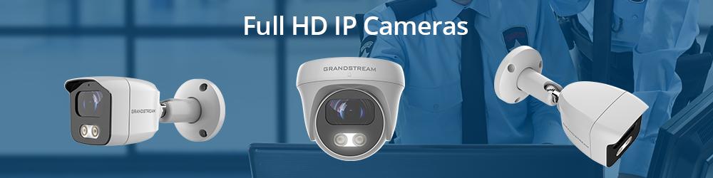 Full HD IP Cameras