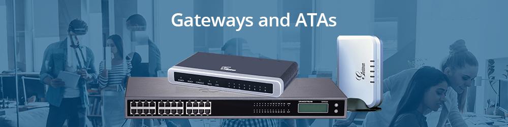 Gateways and ATAs