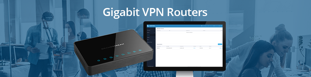 Gigabit VPN Routers