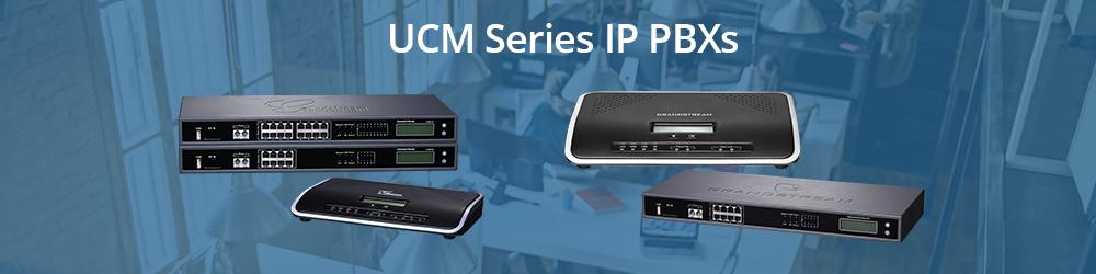 IP PBXs-UCM Series