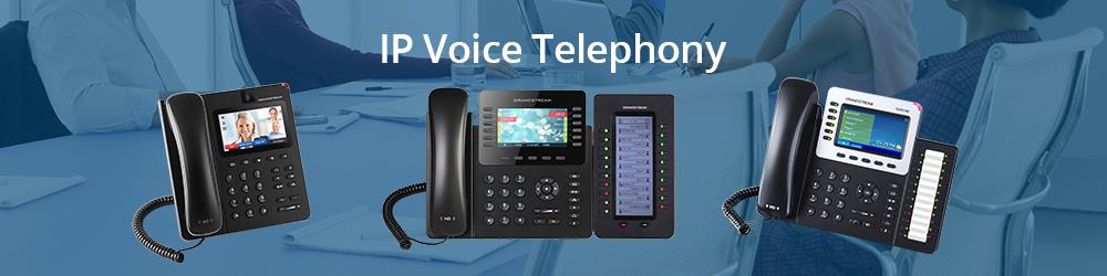 IP Voice Telephony - Home