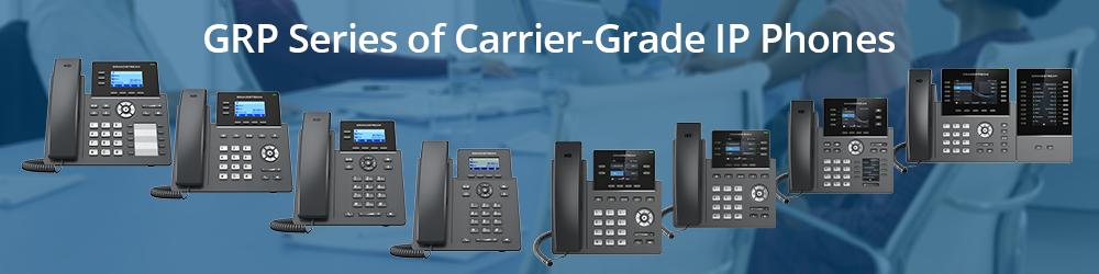 GRP Series Carrier Grade IP Phones